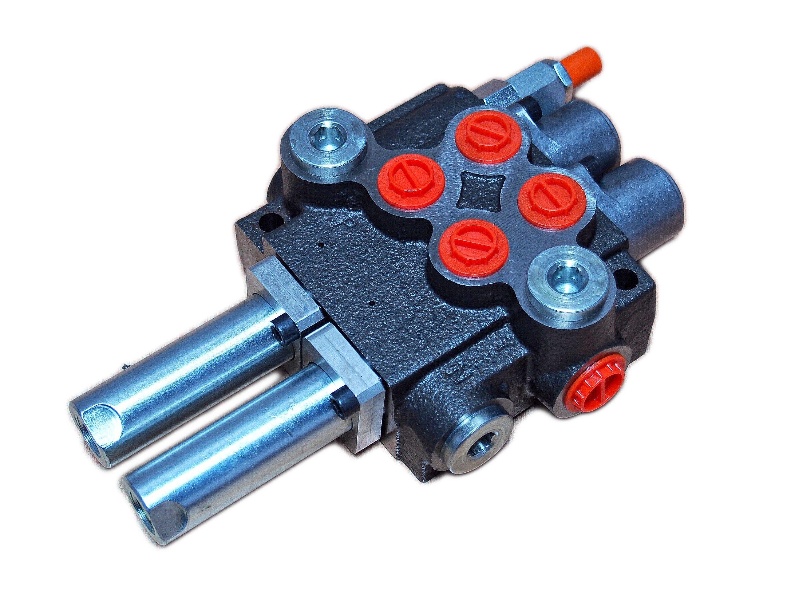 Hydraulický distribútor pre 40l 2 odkazy