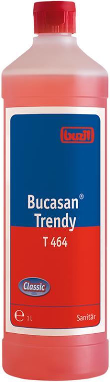 BUZIL T464 BUCASAN pielęgnacja mycie łazienek 1l