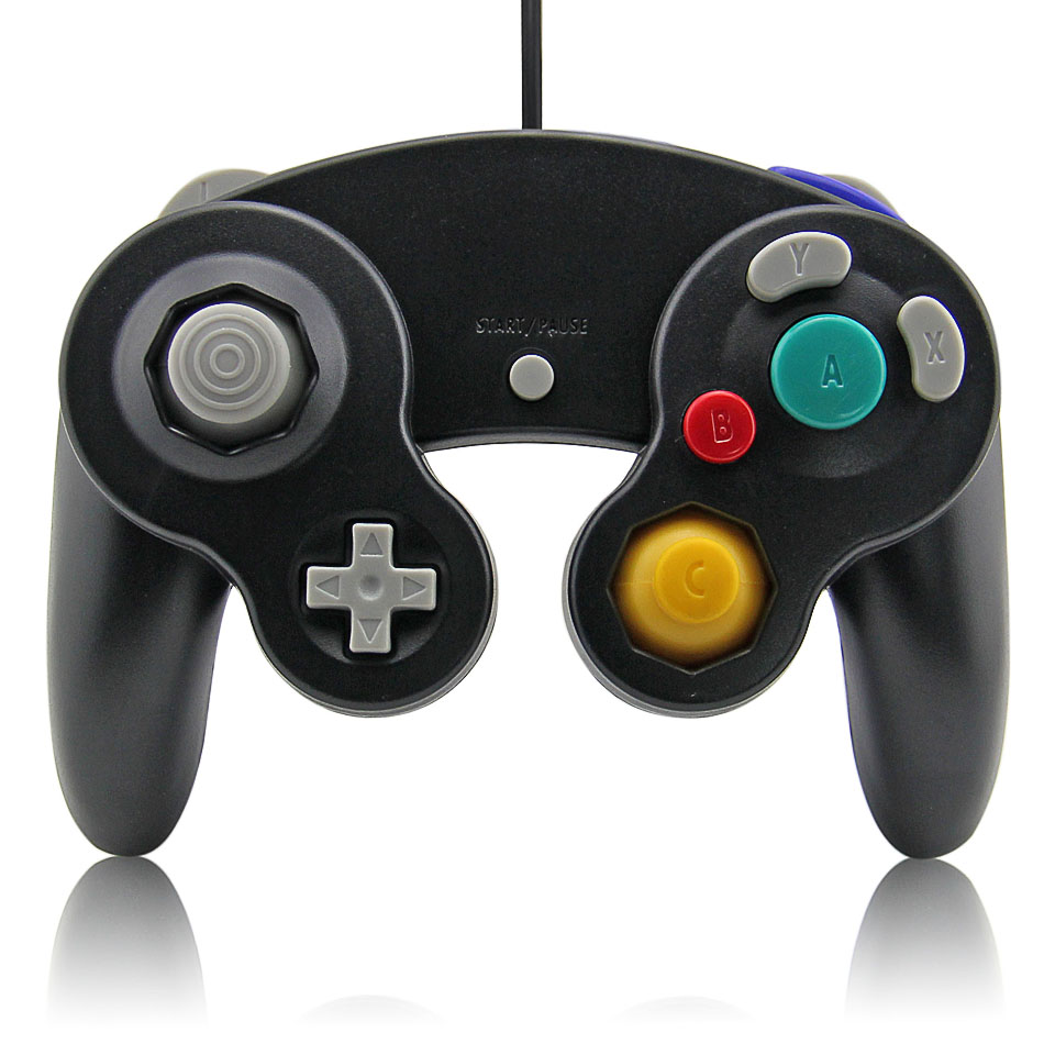 Item GameCube Controller Pad black ! NEW !