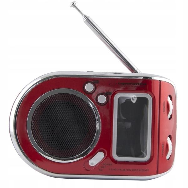 Prenosný rádiový budík Parrot Erb101