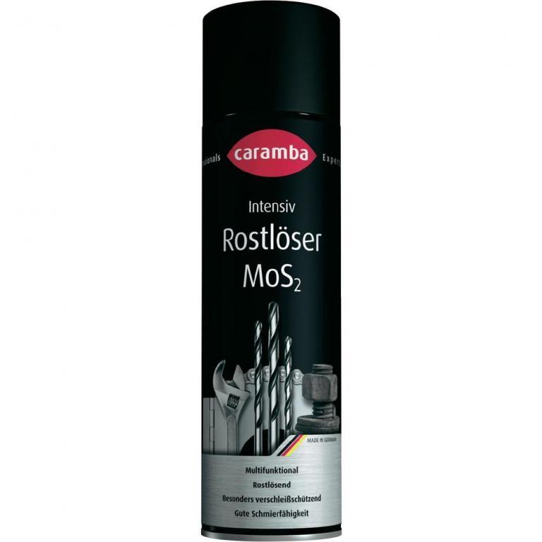 Средство для удаления ржавчины MoS2 с молибденом CARAMBA 500 мл FV