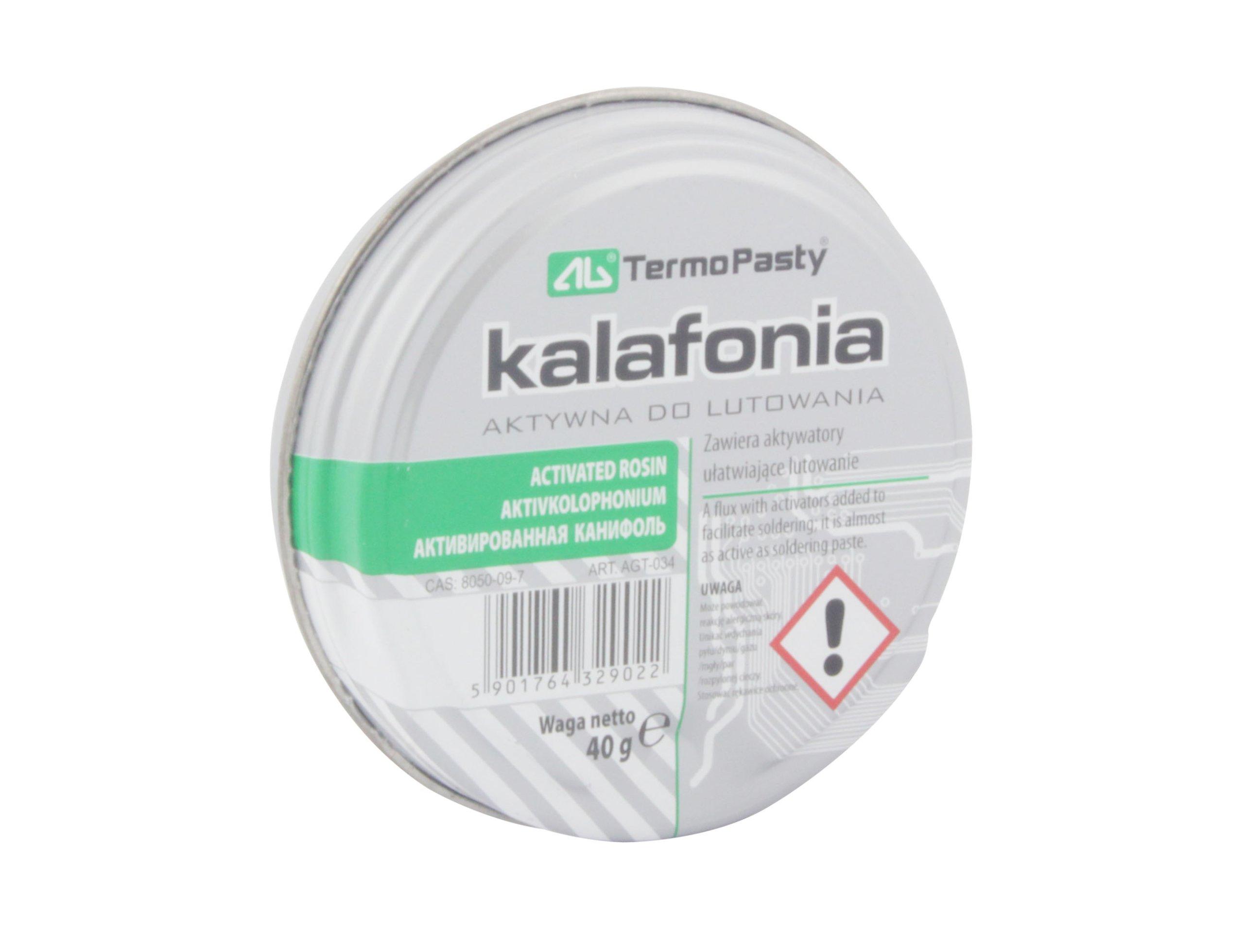 Розин активен для припаявки 40g AG ThermoPasta