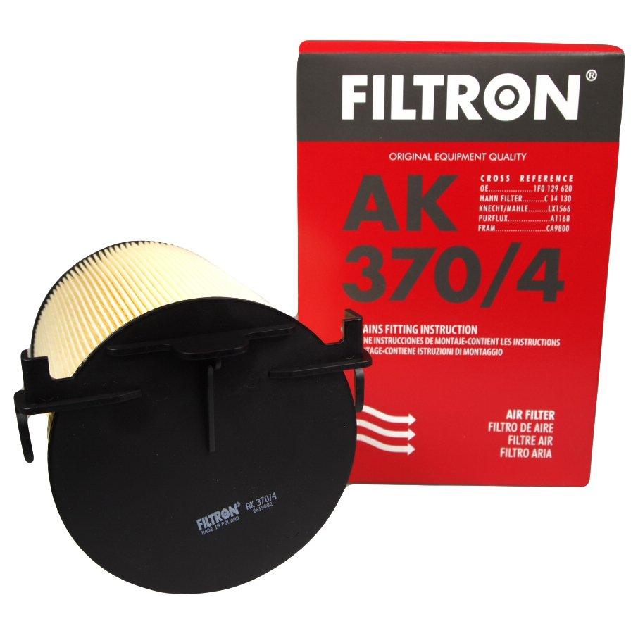 filtron фильтр воздуха ак 3704 audi skoda seat