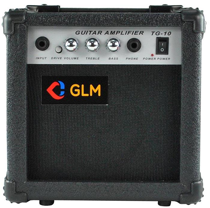 Guitar zosilňovač - na gitaru COMBO GLM TG-10W