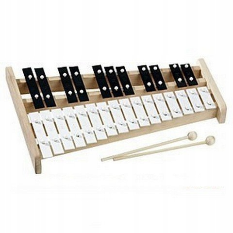 Item MELODY, Chromatic XYLOPHONE 27-ton