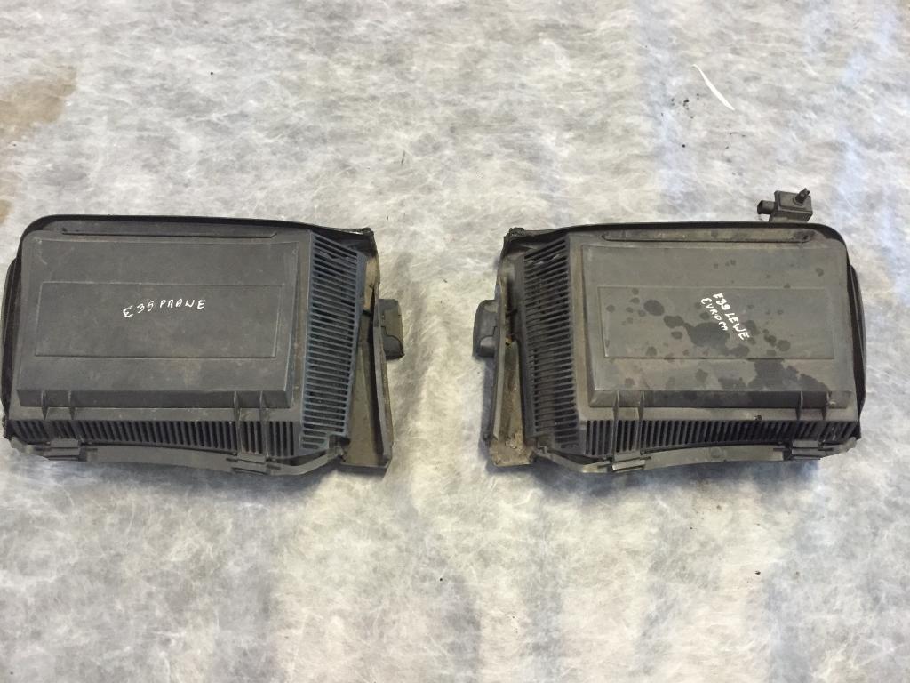 bmw e39 корпус фильтра салонного левый правый