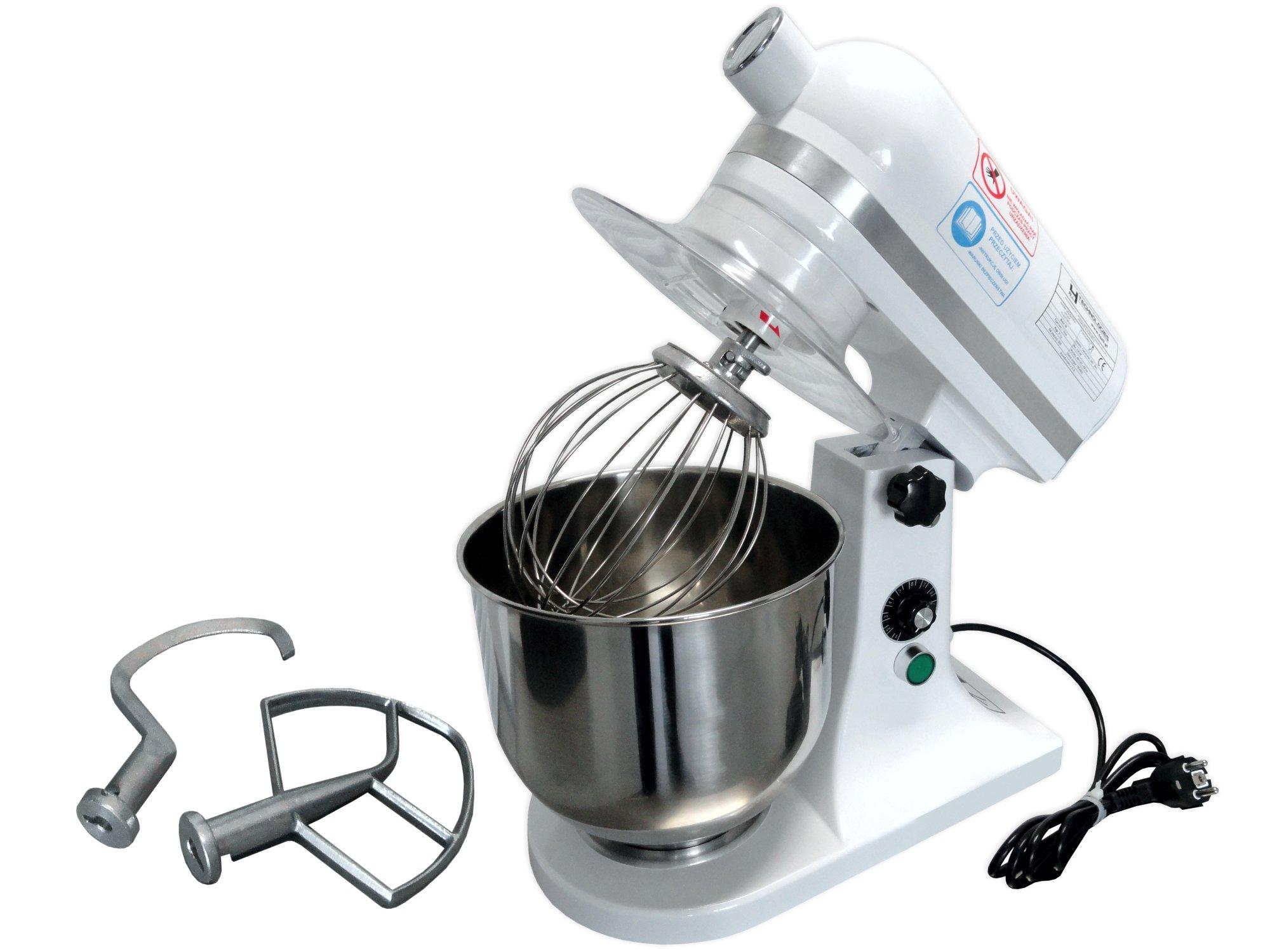 Kuchyňa Robot Mistenet Planetárny mixér 5L 230V