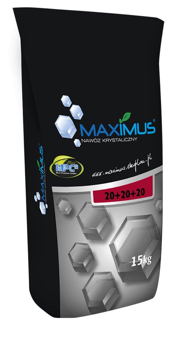 NAWÓZ MAXIMUS 20-20-20 5KG-SUPER CENA!!!