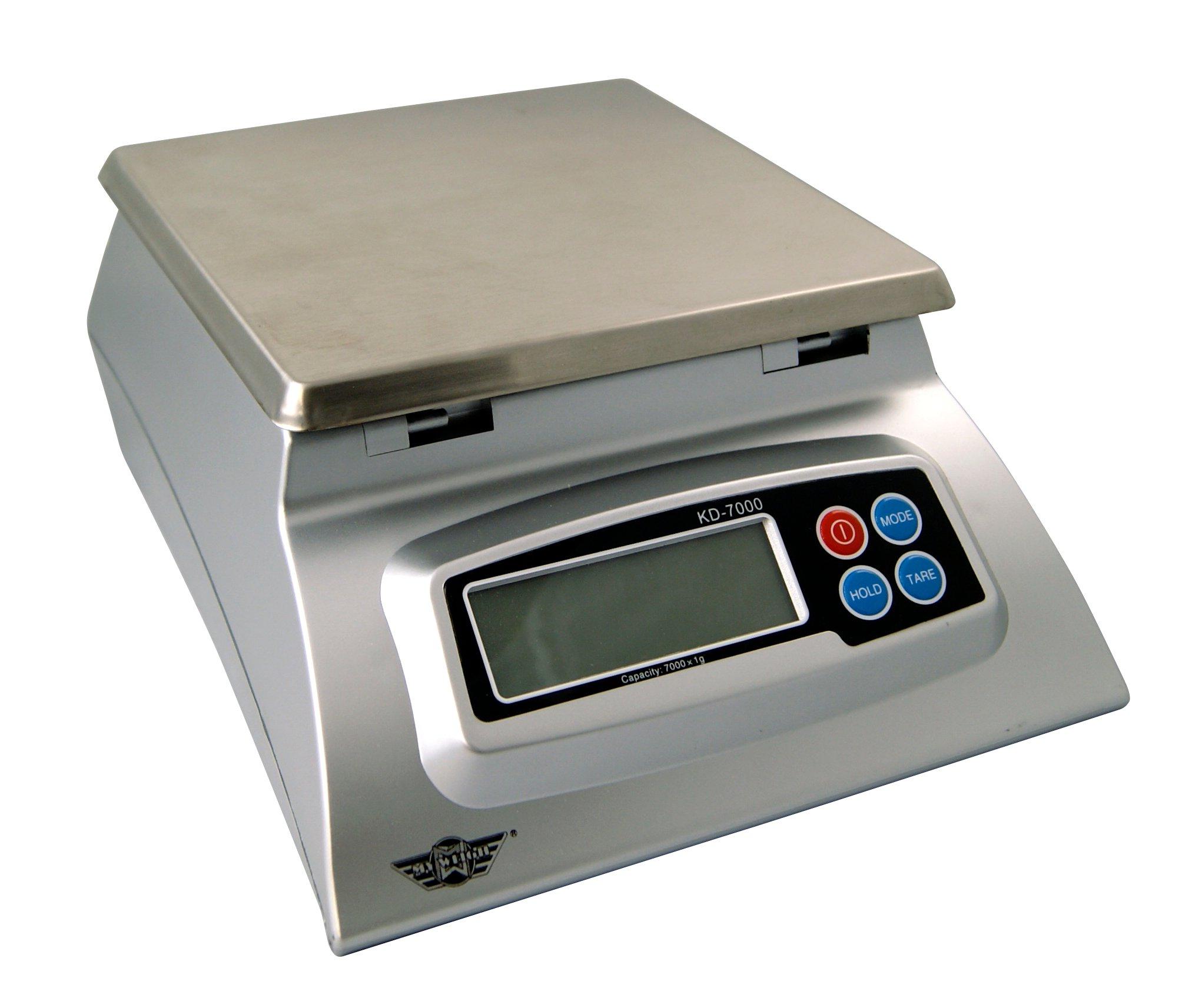 Bočná kuchyňa gastronomická hmotnosť malá 7kg / 1g