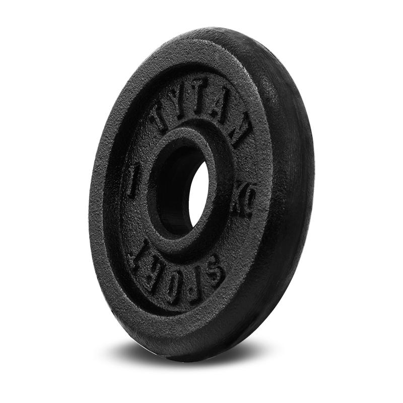 Liatina záťaže Titan Sport 1 kg __ hrad