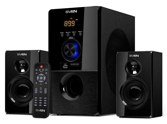 SVEN MS-2050 USB, SD, FM, BLUETOOTH + PROMO
