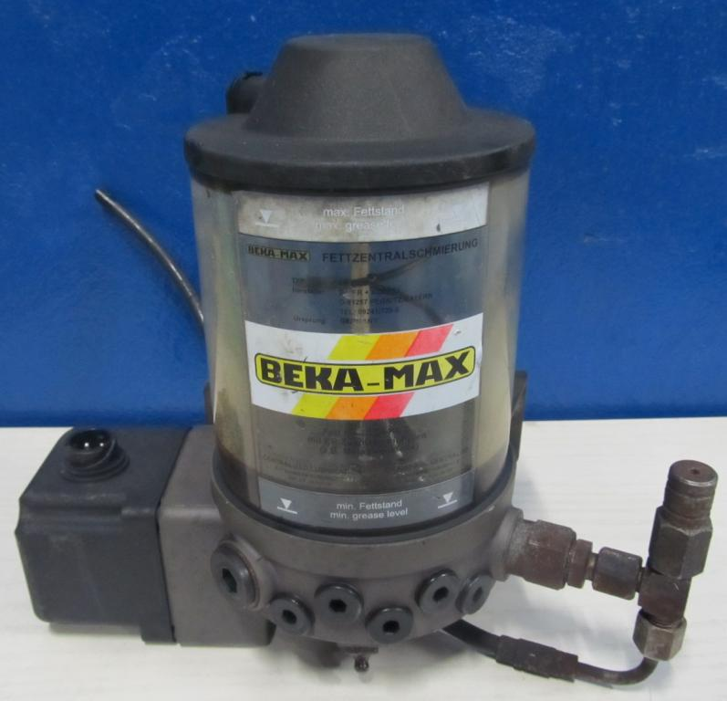 отрыжку макс центральное смазка например экскаватор и т. д. 24v