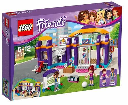 LEGO 41312 Priatelia - Športové centrum v Heartlake