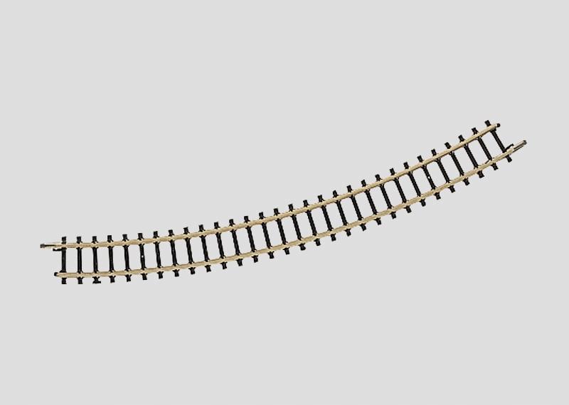 ARC 30 stupňov R = 220 mm, mierka z, Marklin 8531