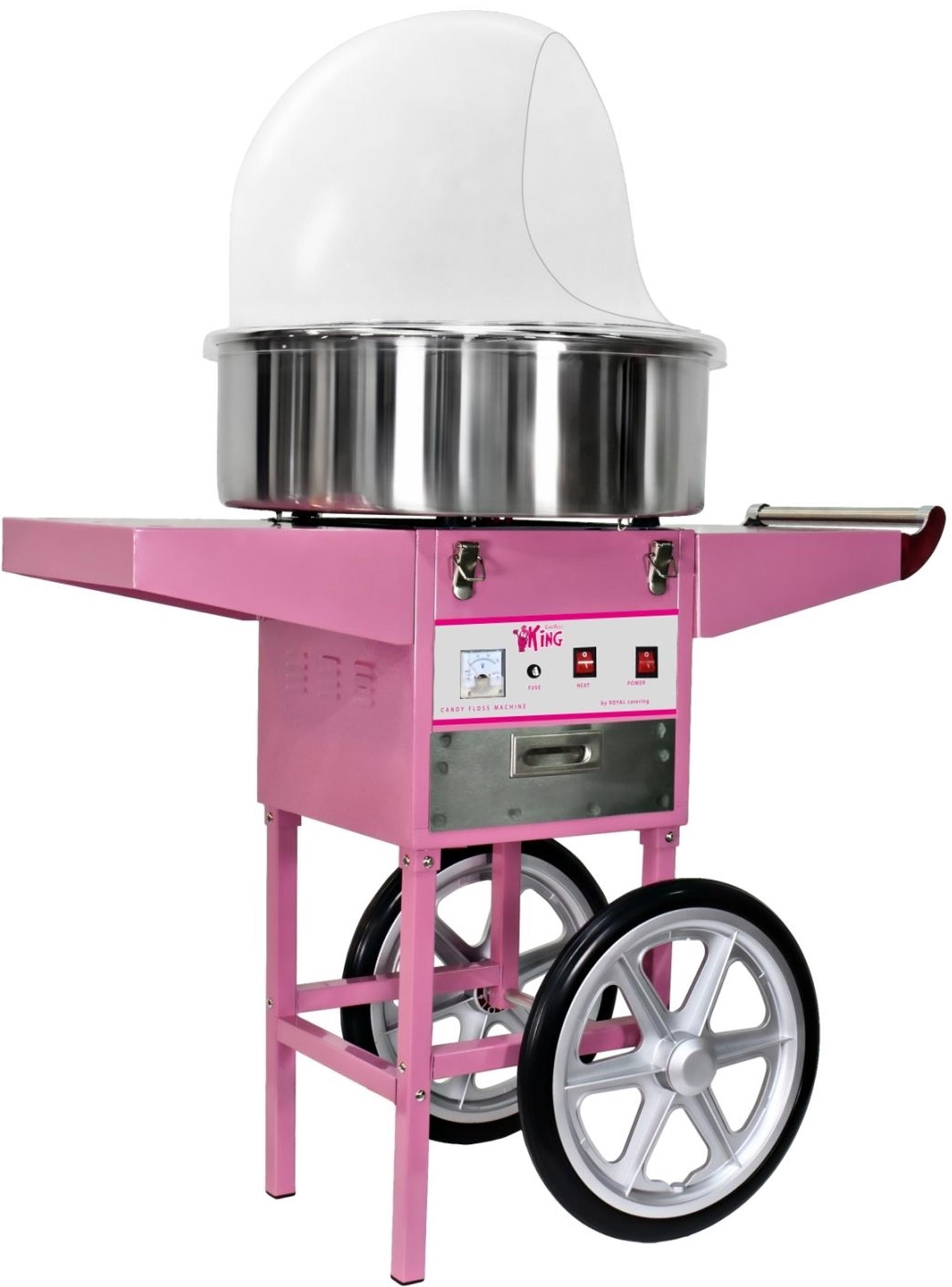 Kráľovský 10010083 stroj pre cukor dreva 60s / časť
