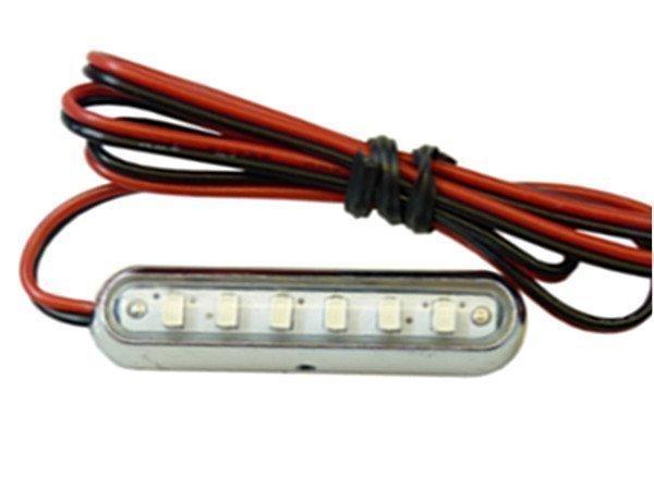 освещение буфер обмена багажник лампа led тюнинг 12v