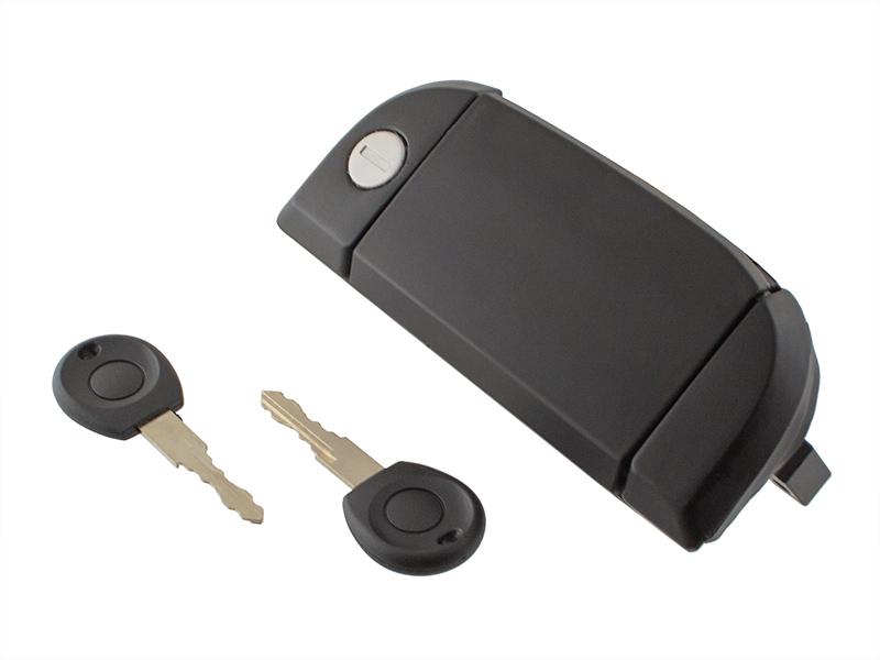 ручка двери сзади задних 2d vw t4 транспортер 90-