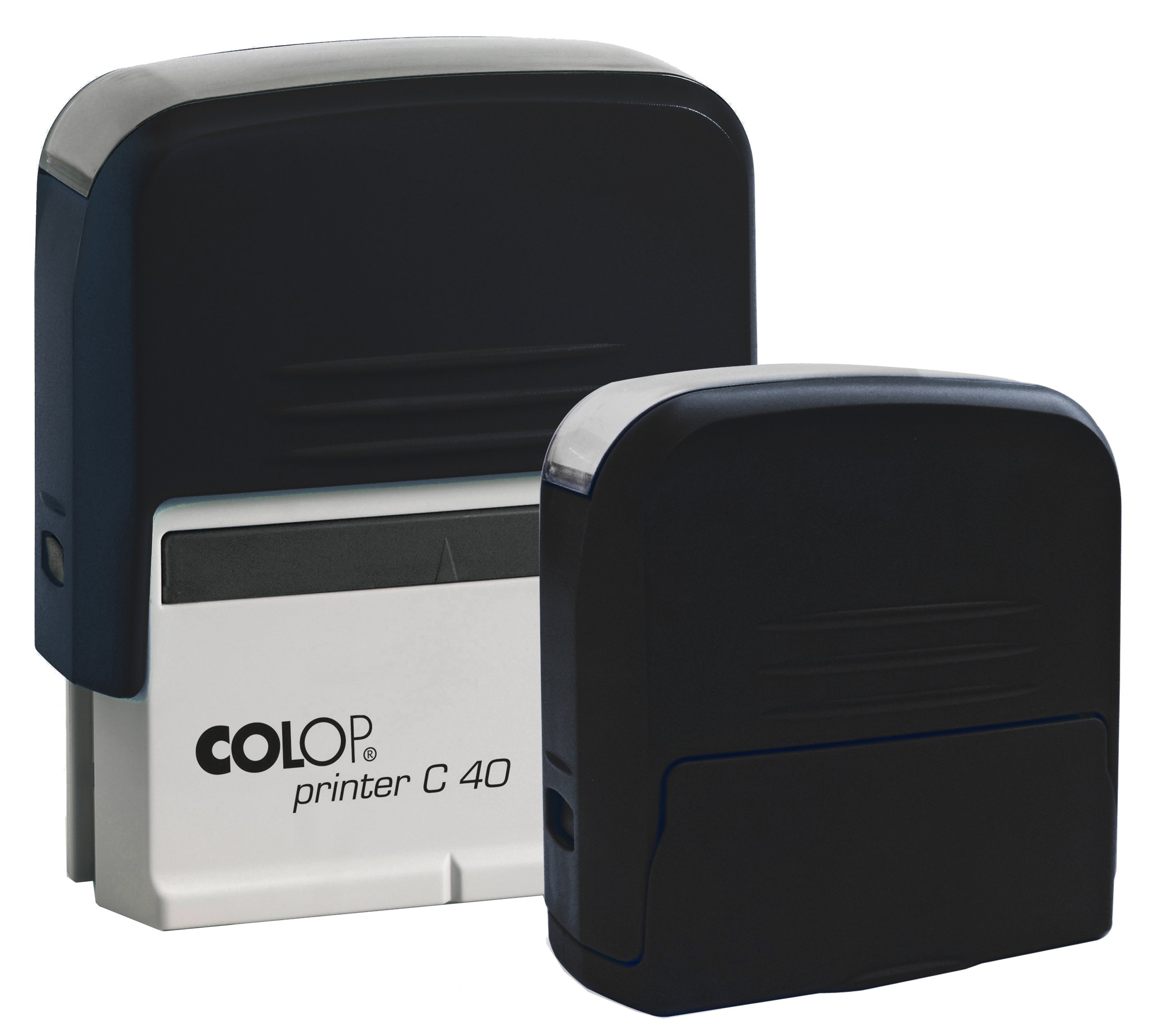 Item STAMP COLOP C40 company 7-8 lines + DESIGN
