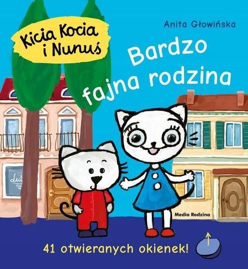 Item CAT KOSHKIN AND NUNUŚ VERY NICE FAMILY 41OKIENEK