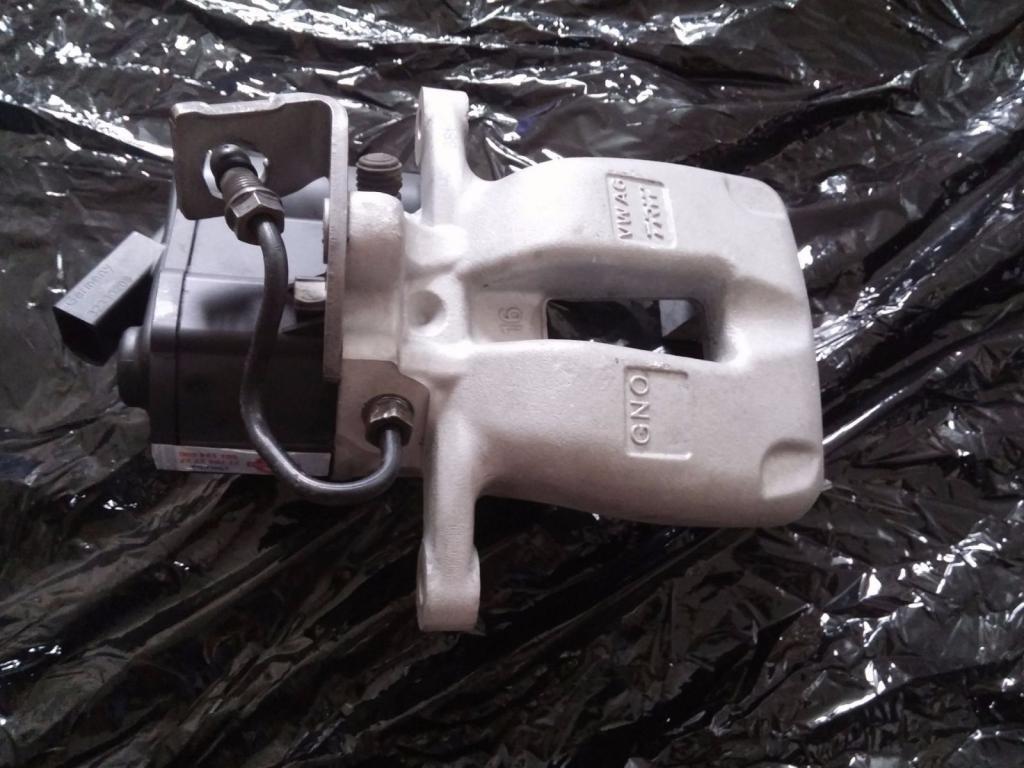 vw passat b6 зажим тормозная система электрический сзади 12fr