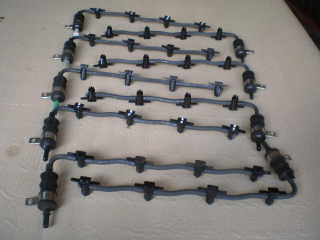 шланги трубки переливные 2 0 dci renault megane