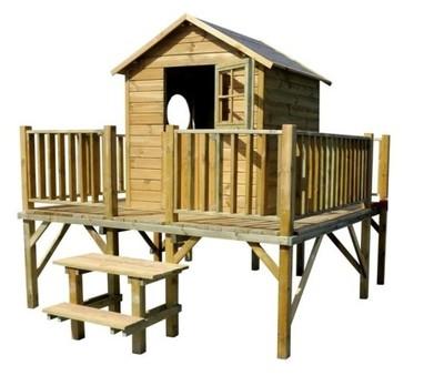 Drevený Záhradný domček pre Deti MATKY hit !!