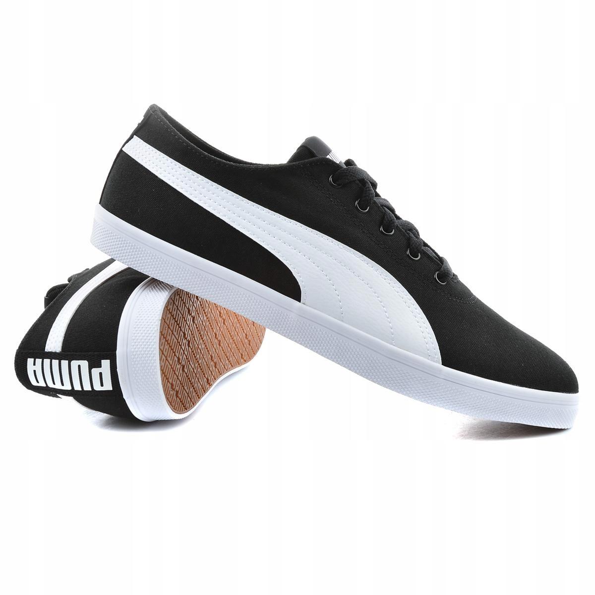 Buty Puma Urban Męskie (365256 01) czarny SMA