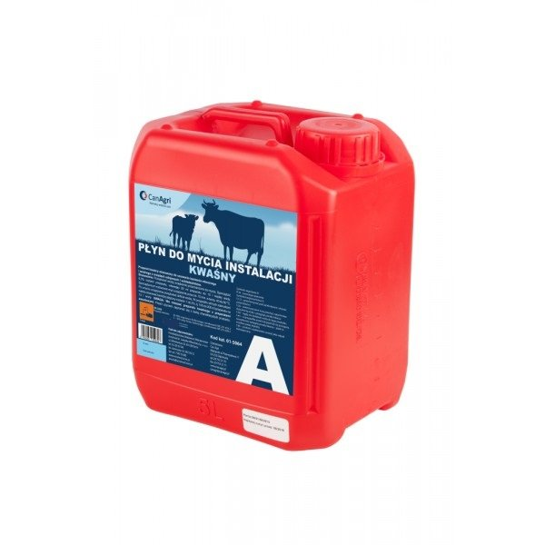 Higienizator kwaśny 70kg do dezynfekcji dojarki