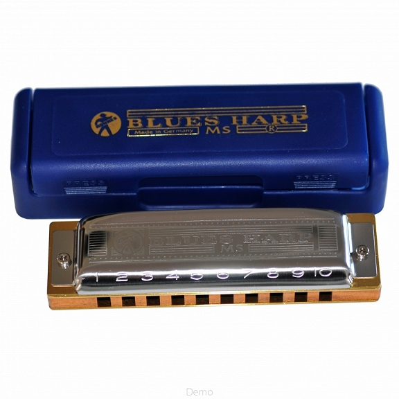 Hohner Blues Harp 532/20 C oral Harmonica
