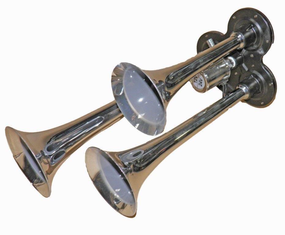 сигнал сигнал звуковой сигнал клаксон труба 12v 24v
