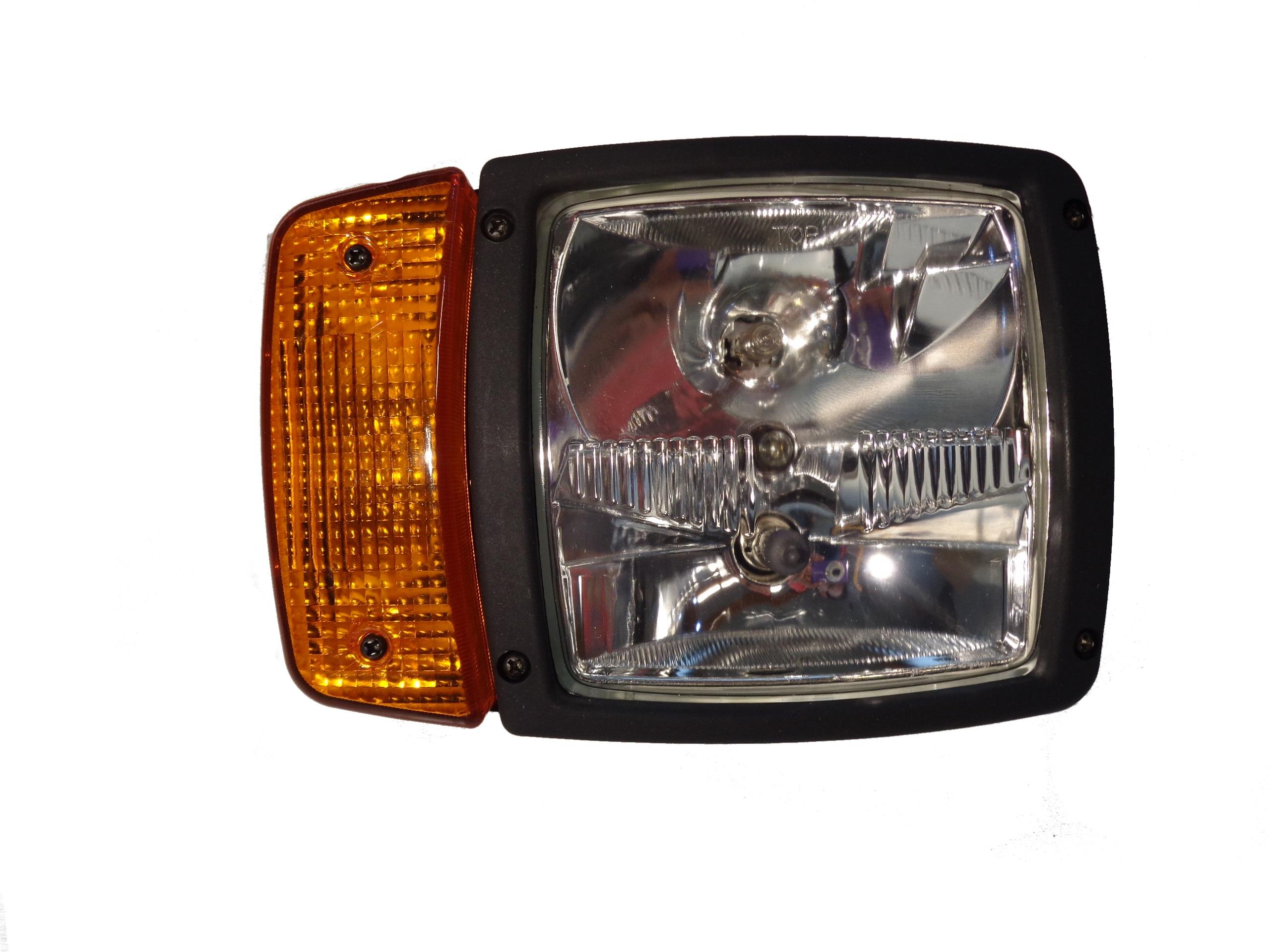Lampa drogowa przód LEWA 530, 535, 540 700/50119