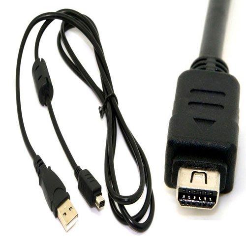 Kábel USB pre OLYMPUS E-400 E-410 E-420 E-450 E-600