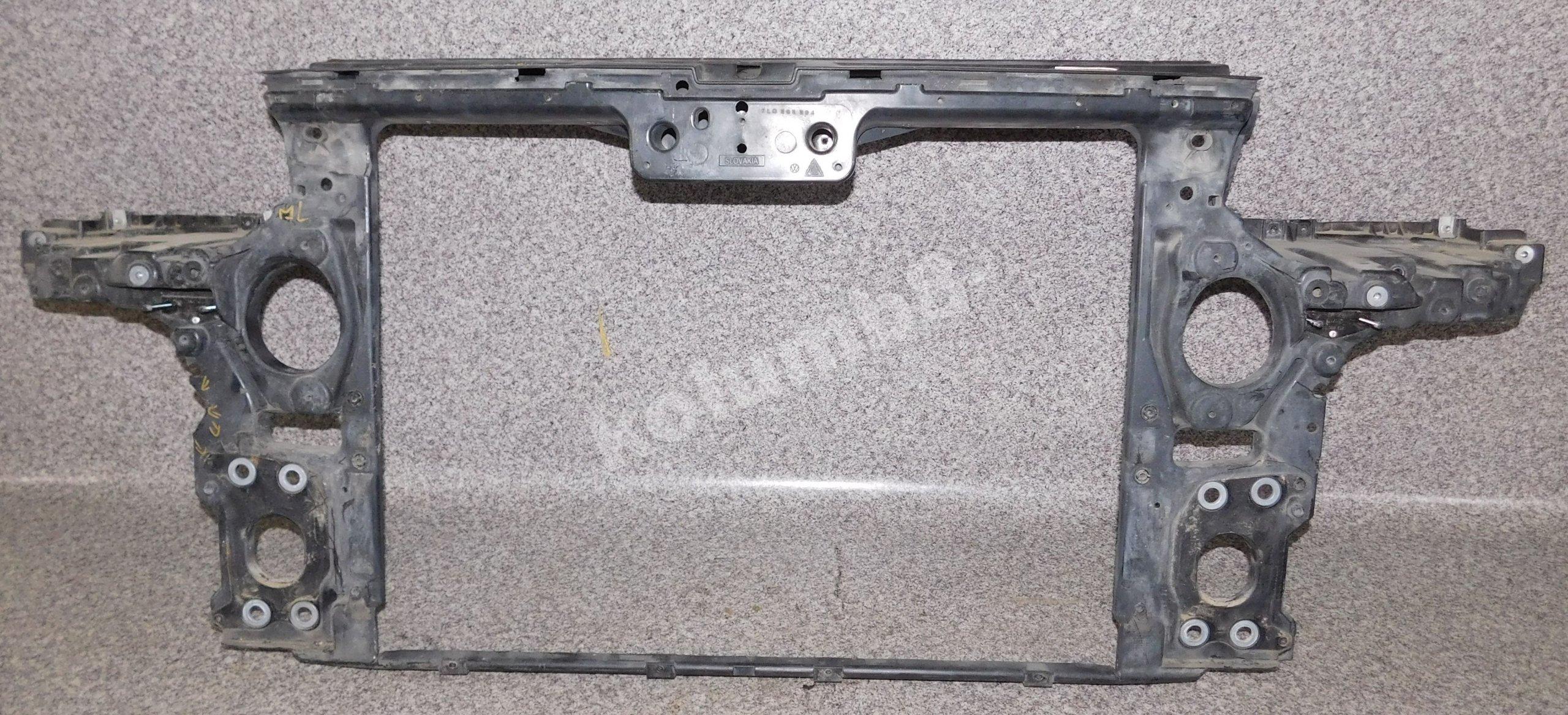 VW TOUAREG 7L0805594 FRONT BAR BEAMS 7L0