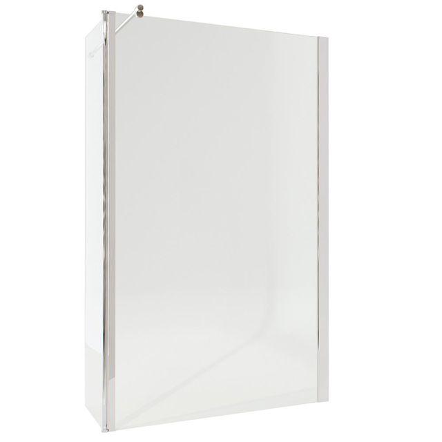 Sklo 8 mm Chodiť V 140 cm posuvné okno 30 cm