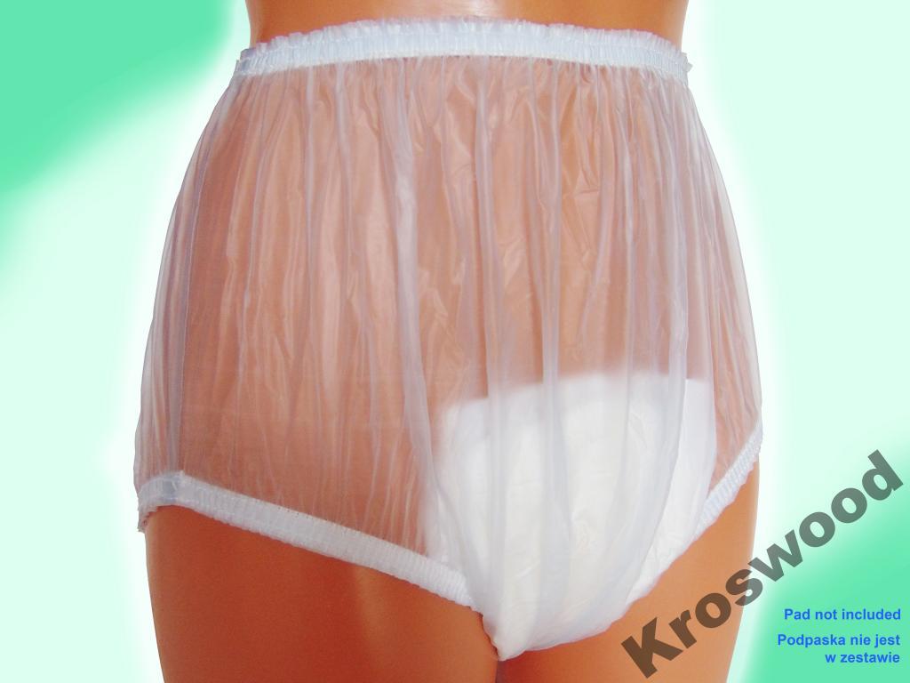 Fóliové nohavičky pre dospelých XXL 170cm Hip 1PC