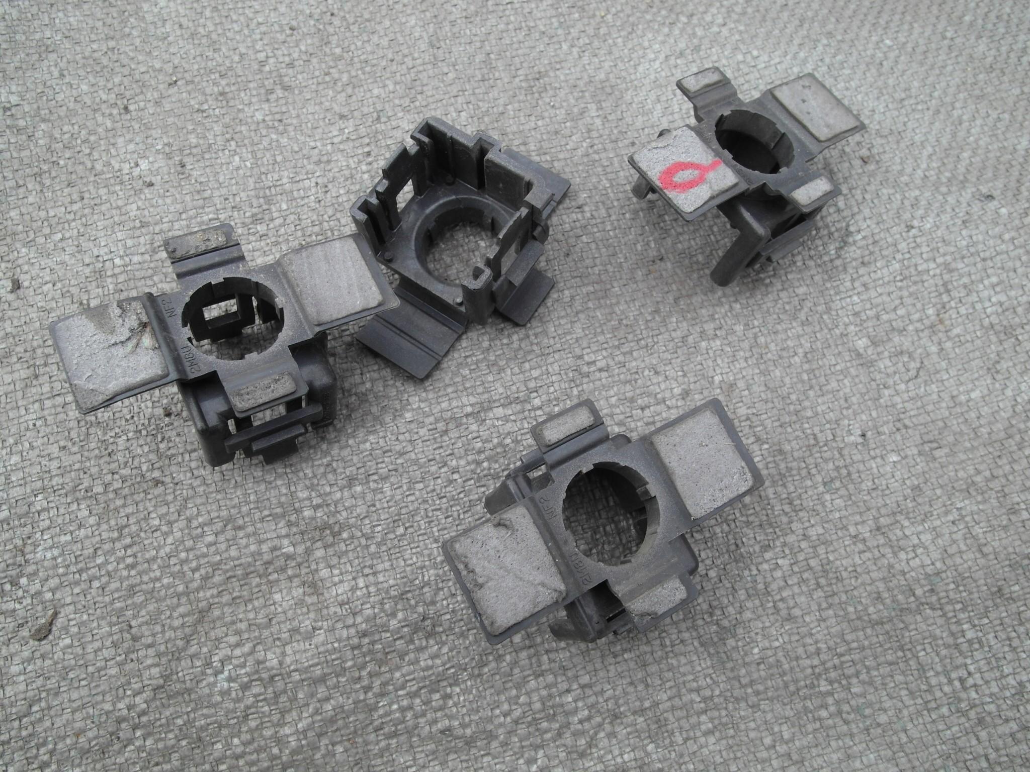 lexus ls600h 14- корзина корпус датчика pdc