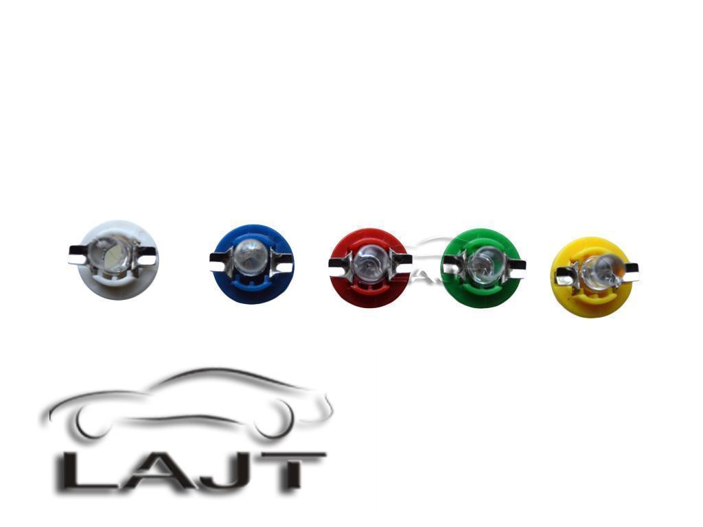 BAX T5 R5 BX8.5D LED LED LAIKRODZIO SALONO LAIKIKLIS (KRONŠTEINAS)