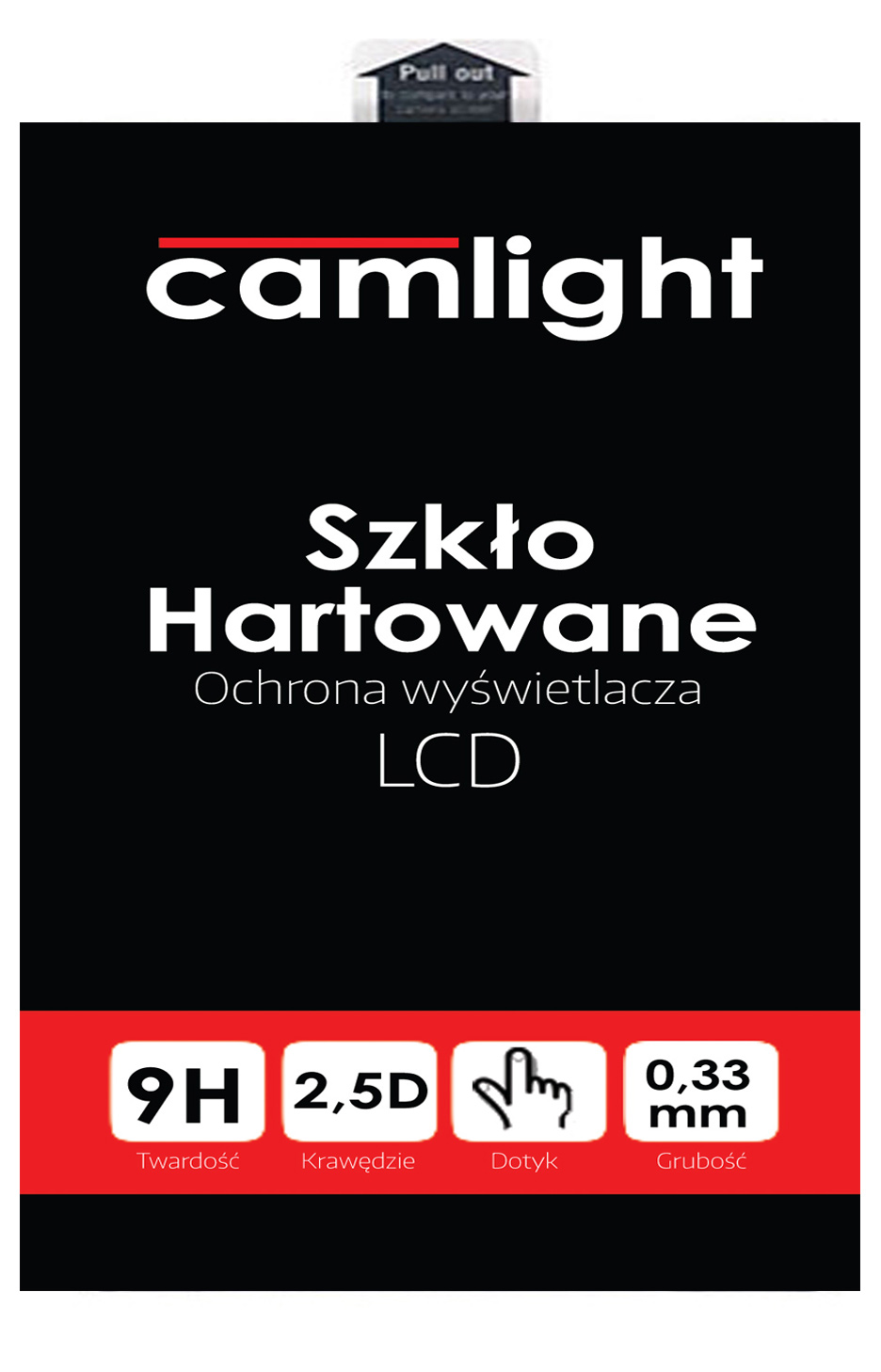 Hartowan Glass pre Panasonic Lumix DC FZ82 DMC FZ82