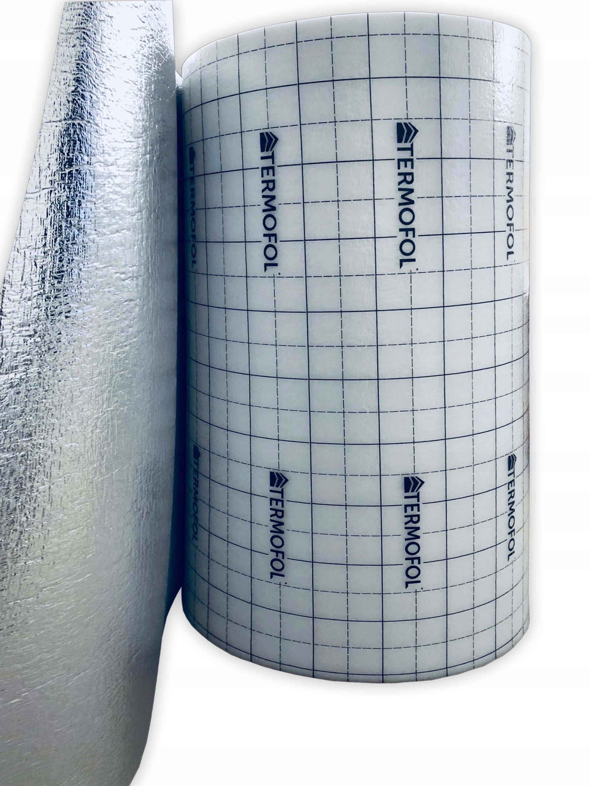 Ogromnie Podkład izolacyjny Laminowany 5mm folia grzewcza 7148440211 LA07