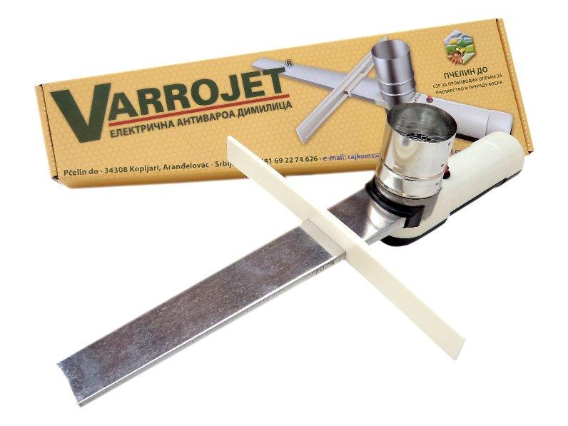 VARROJET Odymiacz электрический для пчел APIWAROL