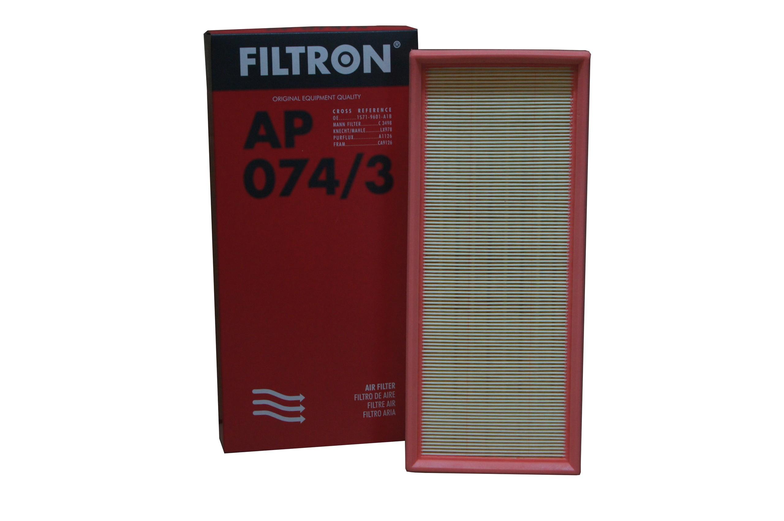 ORIGINALE FILTRON FILTRO ARIA FORD