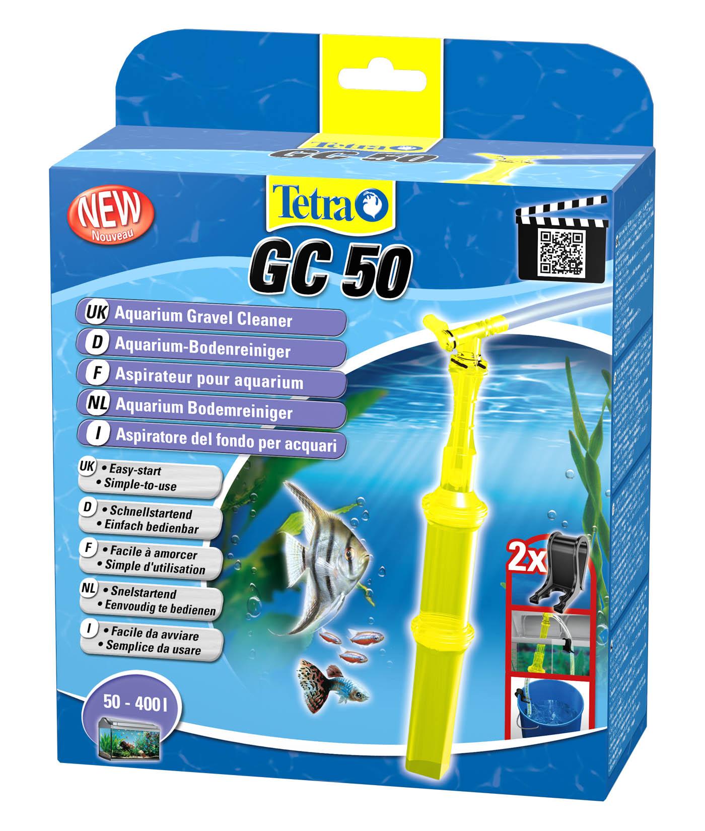 TETRA THICKENER s ventilom BP-50 pre akvárium 50-400L