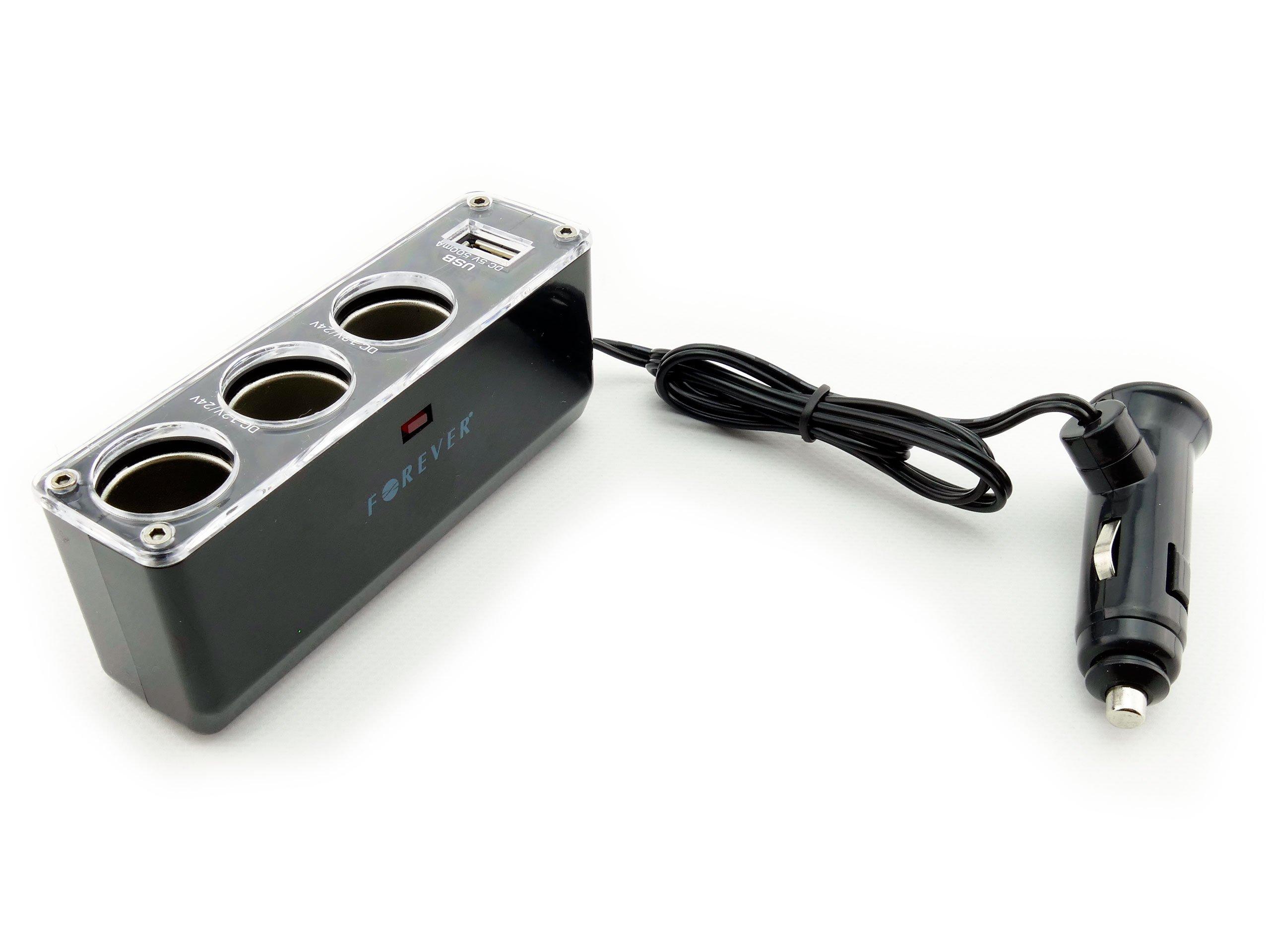 Купить Rozgałęźnik 3  USB Розетки SONY XPERIA Z2 101 на Eurozakup - цены и фото - доставка из Польши и стран Европы в Украину.
