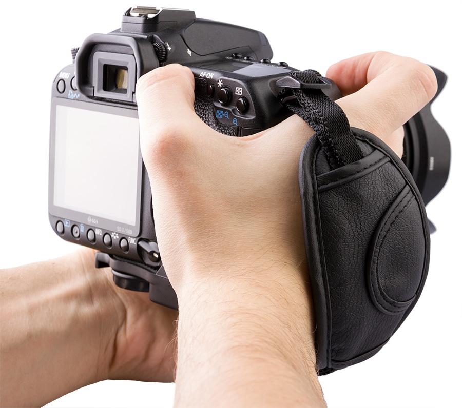 Universal Wristband Canon Nikon Sony!