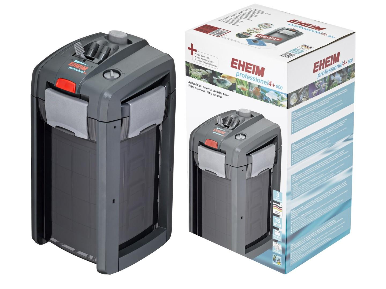 EHEIM Filtr zewnętrzny 4+ 2275 do akwarium 240-600