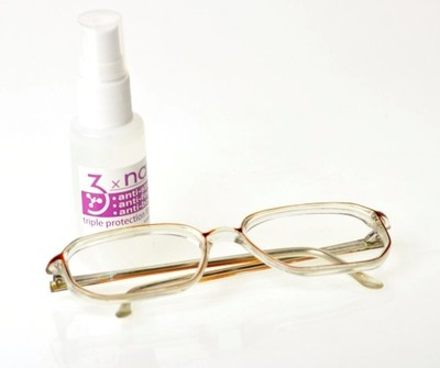 Čistenie okuliarov Kvapalina B Čisté opatrenie Antipar