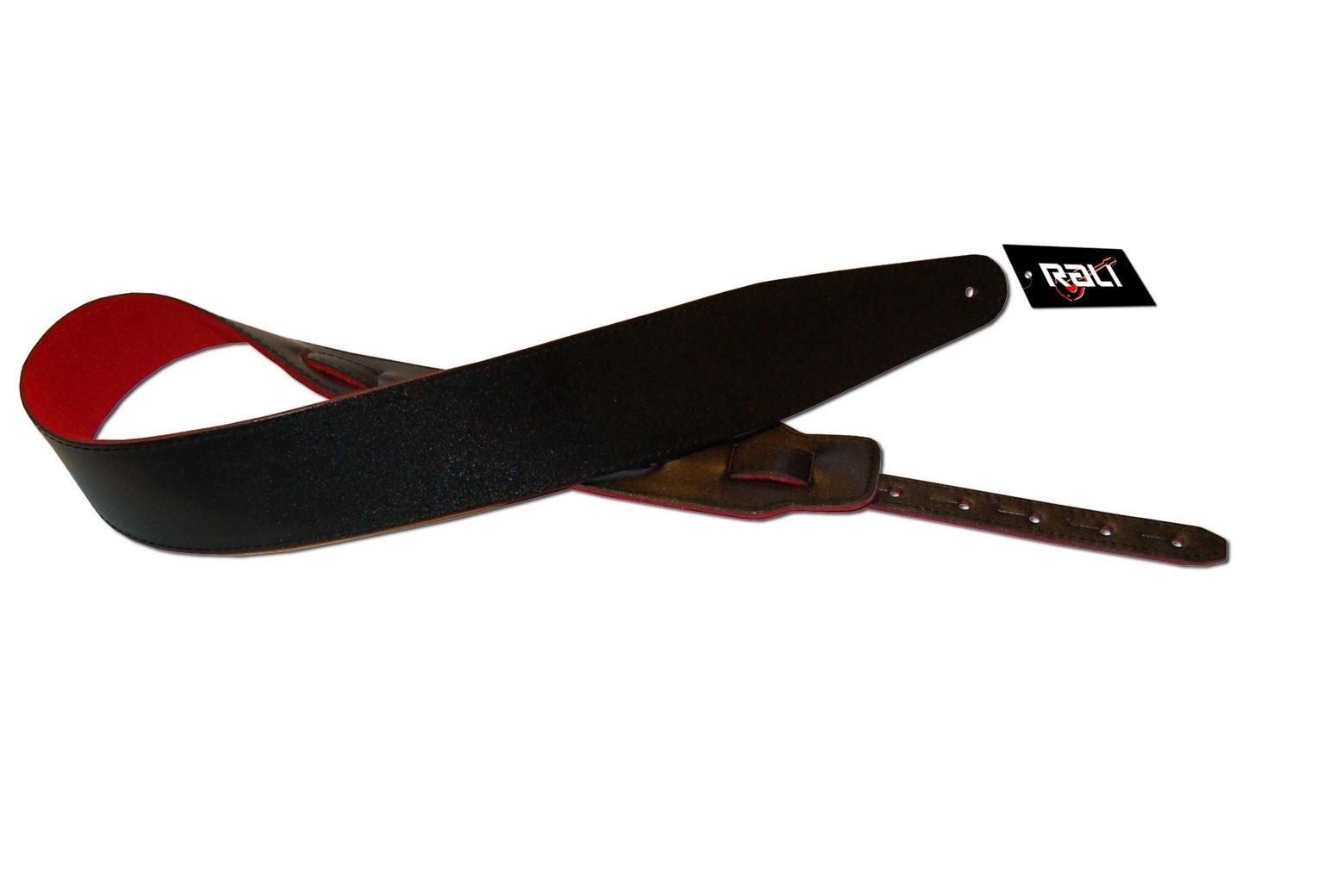 Guitarový popruh - Kožený pás RALI - WAW