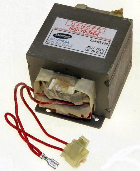 Transformator Trafo Hv Do Kuchenki Samsung Mikrof 7458180342 Sklep Internetowy Agd Rtv Telefony Laptopy Allegro Pl