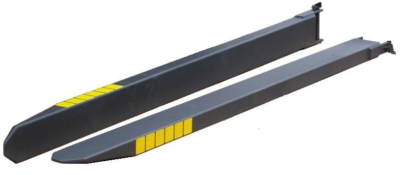 удлинительная вилка 1800X120X80 удлинительная база