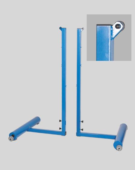 Badminton Steel Posts
